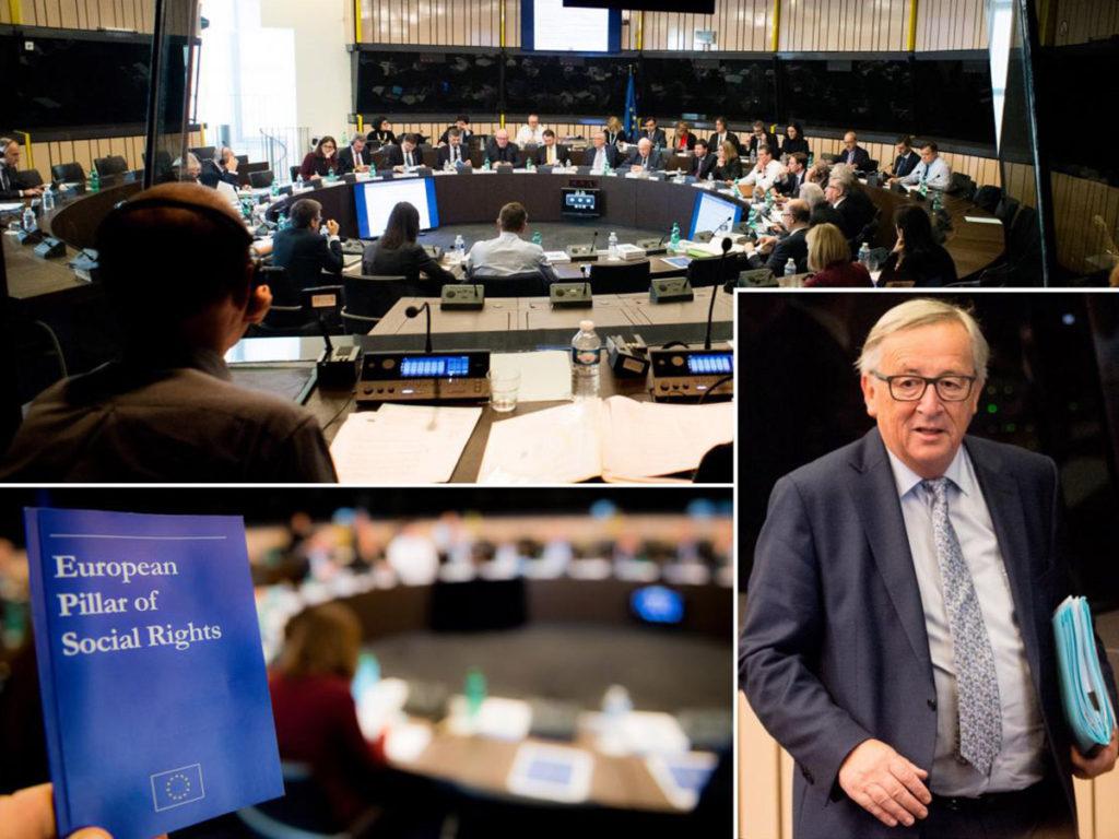 Moving towards a European Education Area