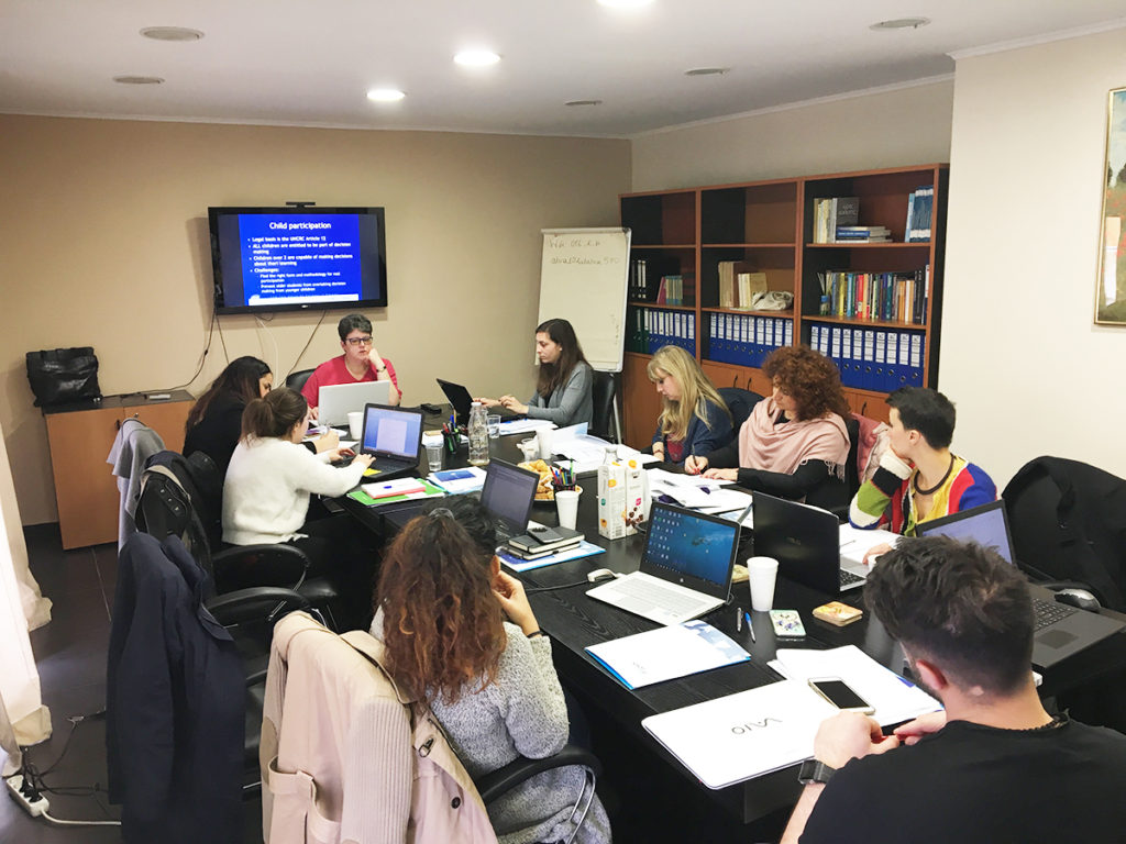 Kick-Off meeting in Athens