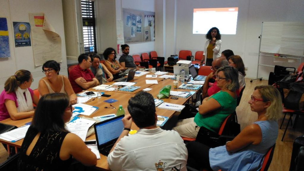 Project Workshop in Palermo, Italy
